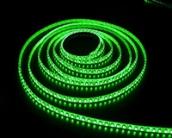Светодиодная лента CLASSIC, 3528, 120led/m, Green, 12V, IP65