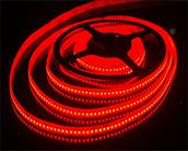 Светодиодная лента CLASSIC, 3528, 120led/m, Red, 12V, IP65