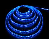 Светодиодная лента CLASSIC, 3528, 120led/m, Blue, 12V, IP65