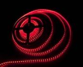 Светодиодная лента CLASSIC, 3528, 120led/m, Red, 12V, IP33