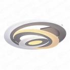 Управляемый светодиодный светильник Spiral double 60W
