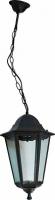 Светильник садово-парковый Feron 6205 шестигранный на цепочке 100W E27 230V, черный