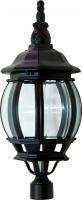 Светильник садово-парковый Feron 8103 восьмигранный на столб 100W E27 230V, черный