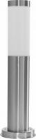 Светильник садово-парковый Feron DH022-450, Техно столб, 18W E27 230V, серебро