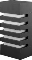 Светильник садово-парковый Feron DH0602, E27 230V, черный