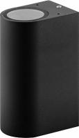 Светильник садово-парковый Feron DH015, 2*GU10 230V, черный