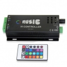 Аудиоконтроллер RGB IR24K (12-24V, 120-240W)