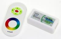 Контроллер RGB RF TOUCH GH-W (12-24V, 216-432W)