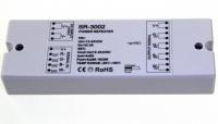 Усилитель RGBW SR-3002 (12-36V, 384-768W)