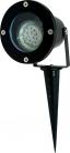 Светодиодный светильник тротуарный (грунтовый) Feron 3736 13W 6400K 230V IP65