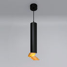 Светильник Elektrostandard DLN103 GU10 черный/золото