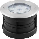Светодиодный светильник тротуарный (грунтовый) Feron SP4315 Lux 12W RGB 230V IP67