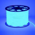 Светодиодный неон мини 220В синий