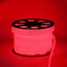 Светодиодный неон мини 220В красный