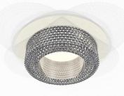 XC7621020 SWH/CL белый песок/прозрачный MR16