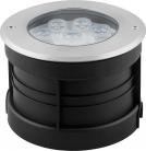 Светодиодный светильник тротуарный (грунтовый) Feron SP4113 9W RGB 230V IP67