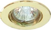 Светильник потолочный Feron, MR11 G4.0 золото, DL110