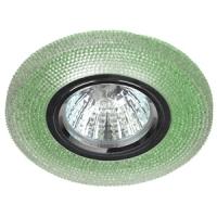 DK LD1 X GR Светильник ЭРА декор MR16, зеленый (50/1400)
