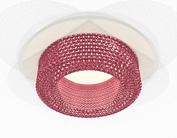 XC7621022 SWH/PI белый песок/розовый MR16