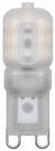 Лампа светодиодная Feron, (5W) 230V G9 2700K, LB-430