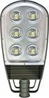 Светодиодный уличный фонарь консольный Feron SP2556 150W 6400K 230V, черный