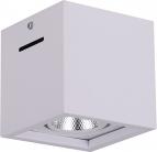 Светодиодный светильник Feron AL522 накладной 7W 4000K белый поворотный