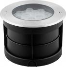 Светодиодный светильник тротуарный (грунтовый) Feron SP4114 12W RGB 230V IP67