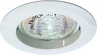 Светильник потолочный Feron, MR16 G5.3 белый, DL307