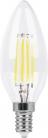 Лампа светодиодная Feron, (5W) 230V E14 2700K, LB-58