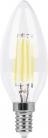Лампа светодиодная Feron, (5W) 230V E14 6400K, LB-58