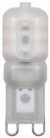 Лампа светодиодная Feron, (5W) 230V G9 4000K, LB-430