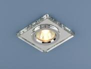 Точечный светильник 8170/2 SL/SL (зеркальный / серебро)
