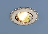 Точечный светильник 870A PS/N (перламутр. серебро / никель)