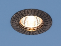 Точечный светильник  7203 бронза (GAB)для подвесных, натяжных и реечных потолков
