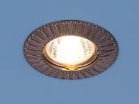 Точечный светильник  7203 медь (RAB)для подвесных, натяжных и реечных потолков
