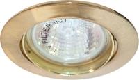 Светильник потолочный Feron, MR16 G5.3 золото, DL308