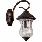 Светильник садово-парковый Feron PL560 60W E27 230V, бордовый