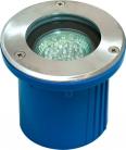 Светодиодный светильник тротуарный (грунтовый) Feron 3732 2W 6400K 230V IP65