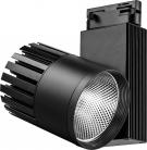 Светодиодный светильник Feron AL105 трековый на шинопровод 30W черный