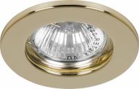 Светильник потолочный Feron, MR16 G5.3 золото, DL10