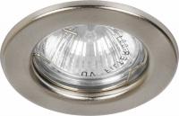 Светильник потолочный Feron, MR16 G5.3 титан, DL10