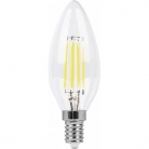 Лампа светодиодная Feron, (7W) 230V E14 2700K, LB-66