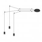Подвесной светодиодный светильник Novotech Web 357936