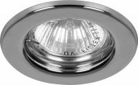 Светильник потолочный Feron, MR16 G5.3 хром, DL10