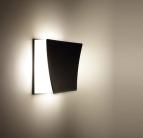 Светодиодный светильник R3700L, Dark Grey (12W,Warm White)