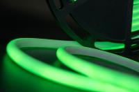 Термостойкая светодиодная лента SMD 2835 180LED/m 24V Green IP68