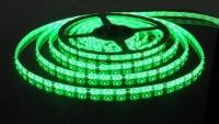 Светодиодная лента CLASSIC, 5050, 60led/m, Green, 12V, IP65