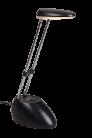 настольная лампа PTL-1316 черная