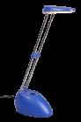 настольная лампа PTL-1316 синяя