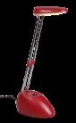 настольная лампа PTL-1316 красная